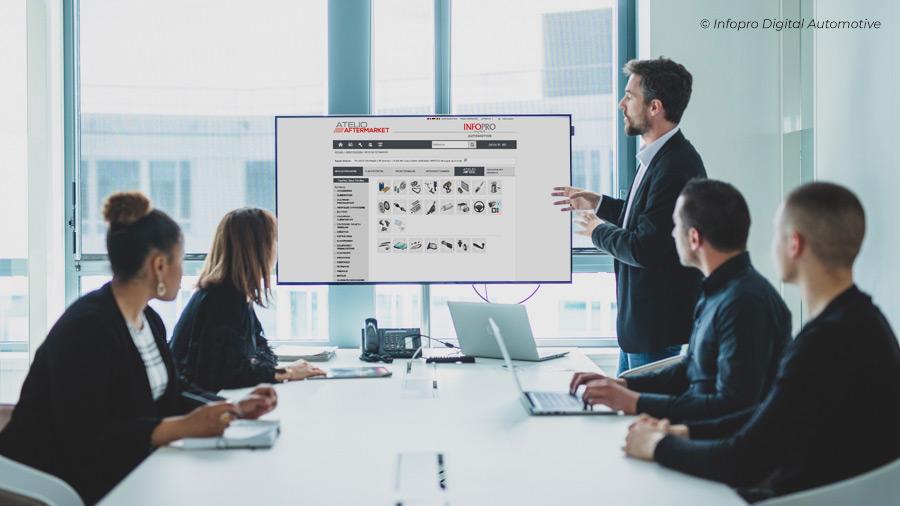 formazione software infopro digital automotive