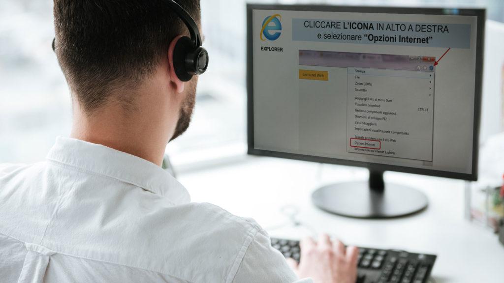 assistenza tecnica ai software per l'autoriparazione