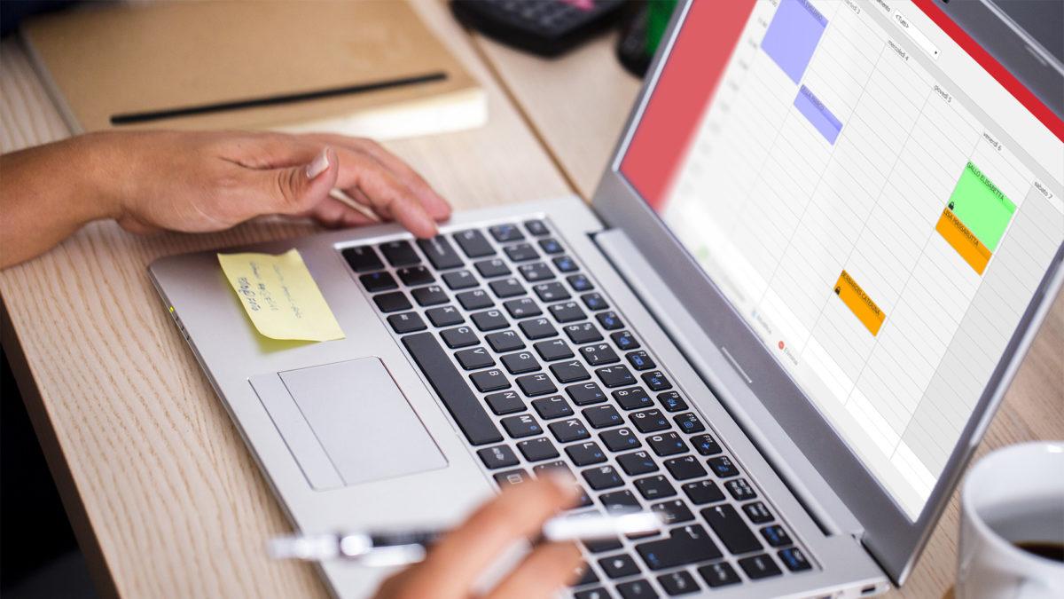 software gestionale e di fatturazione per officine GTA Pro agenda