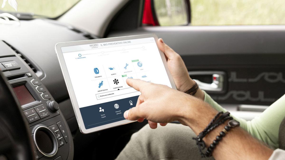 Intervista al product manager del Preventivatore Online di Infopro Digital Automotive