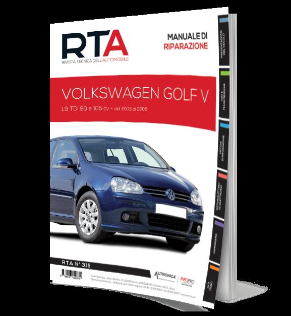 Rivista Tecnica dell'Automobile - Volkswagen Golf