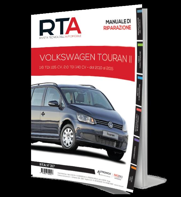 Rivista Tecnica dell'Automobile - Volkswagen Touran