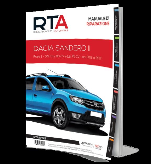 Rivista Tecnica dell'Automobile - Dacia Sandero