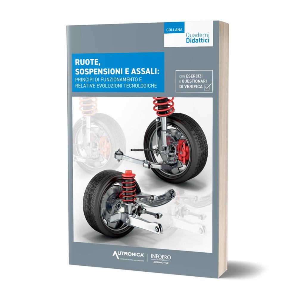 Manuali d'officina, Manuale didattico ruote, sospensioni e assali