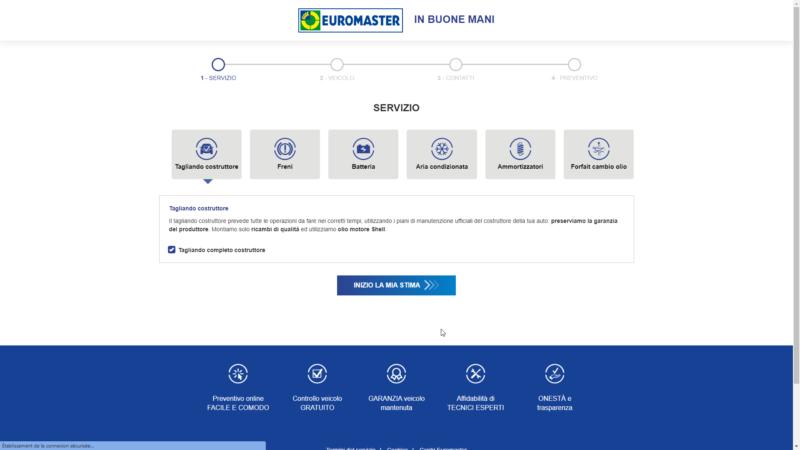 Autronica-personalizzazione-b2b-Preventivatore-Euromaster