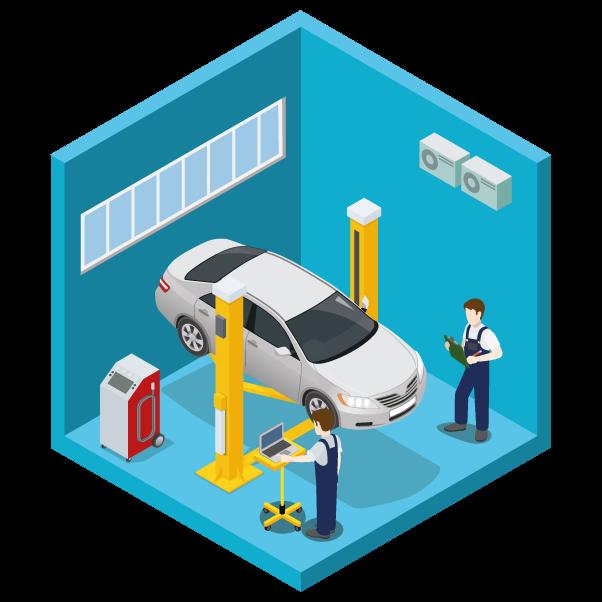 Software e dati tecnici per il post-vendita automotive